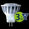 Светодиодная лампа Leduro LED 3W GU4 3000K MR11