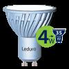 Светодиодная лампа Leduro LED 4W GU10 3000K PAR16