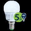 Светодиодная лампа Leduro LED 5W E14 2700K P45