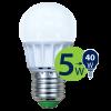 Светодиодная лампа Leduro LED 5W E27 2700K P45