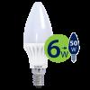 Светодиодная лампа Leduro LED 6W E14 2700K B35