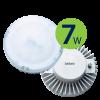 Светодиодная лампа Leduro LED 7W GX53 3000K