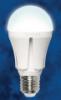 Светодиодная энергосберегающая лампа UNIEL LED-A60-10W/NW/E27/FR ALF01WH