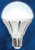 Светодиодная энергосберегающая лампа UNIEL LED-G80-12W/NW/E27/FR ALF01WH